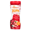 Happy Baby Organics Strawberry & Beet Superfood Puffs, 2