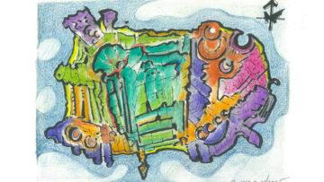 Dimensione Parallela vernissage di Romeo Toccaceli
