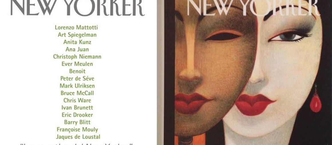"""Vernissage """"Le copertine del New Yorker"""""""