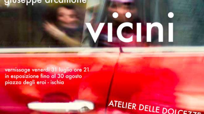 """""""VICINI"""" mostra fotografica di Giuseppe Arcamone"""