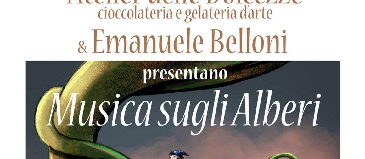 """Concerto """"Come un barone rampante"""" Emanuele Belloni Trio"""